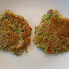 Broccolikoekjes